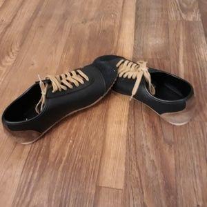 LAK  Men upper leather Sneakers